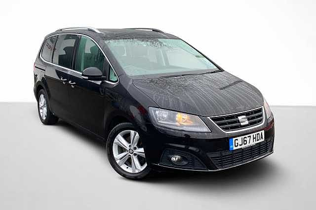 SEAT Alhambra 2.0 TDI Xcellence Ecomotive 150PS 5Dr MPV